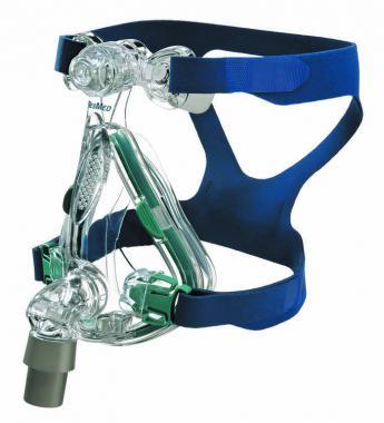 ResMed Mirage Quattro™ ротоносовая маска для сипап терапии